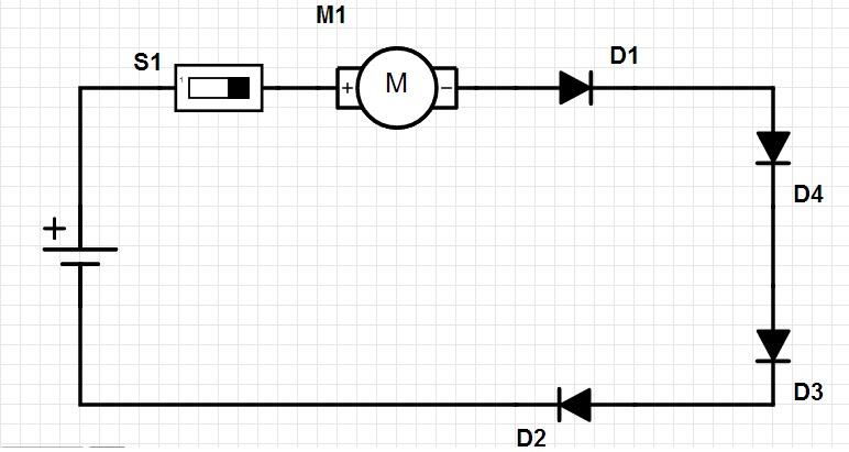 Hilfe Dimensionierung von LED + Motor betrieben durch Batterie ...