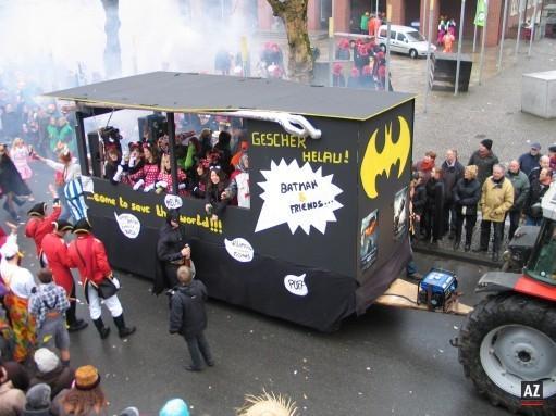 Hilfe Fur Einen Karnevalswagen Bau Freizeit Karneval Fasching