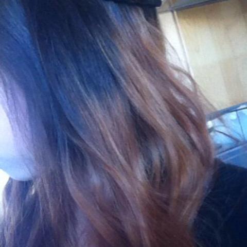 Hier ist das bild wo ich es gemacht habe - (Haare, Farbergebnis)