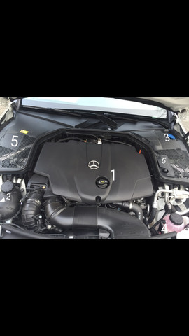 Auto Motorraum  - (Auto, Fahrschule)
