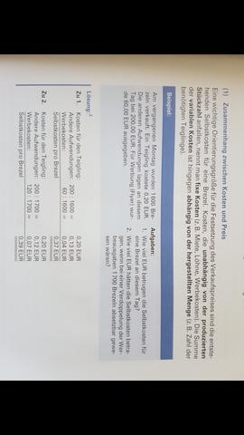 Betriebswirtschaftslehre - (Schule, Mathe, BW)