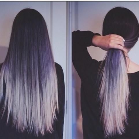 Diese Haare  - (Haare, Haarfarbe, färben)