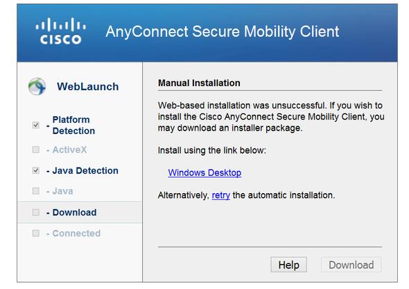 Installation - (WLAN, VPN)
