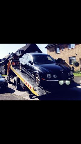 Hilfe Jaguar s Type 2.7 startet nicht wegfahrsperre?