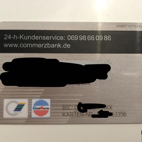 Kartenprüfnummer finden ?  - (online, Bestellung, Karten)