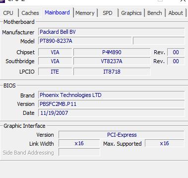 mainboard - (Computer, PC, Grafikkarte)