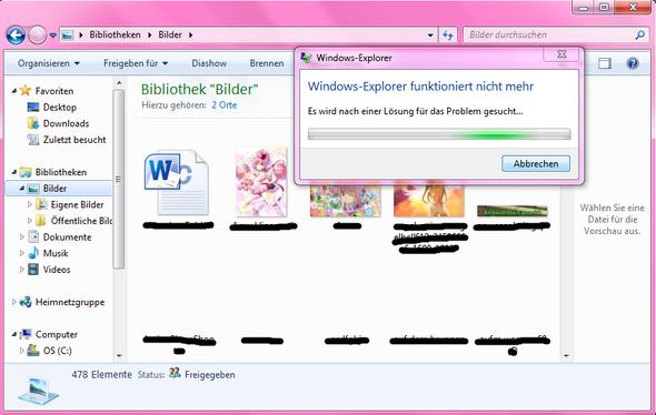 internet explorer funktioniert nicht mehr richtig