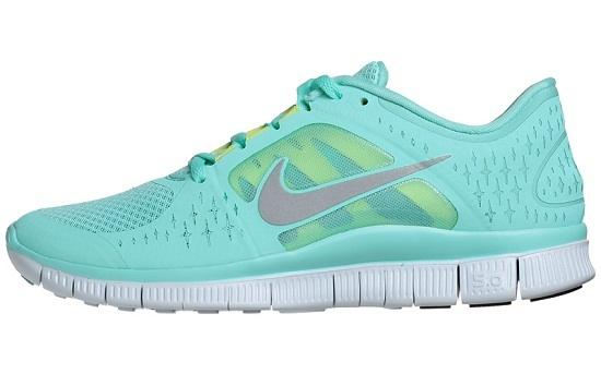 0a358b Nike Free 5.0 Damen Mint Nikes Discount Mint Nike Shoes