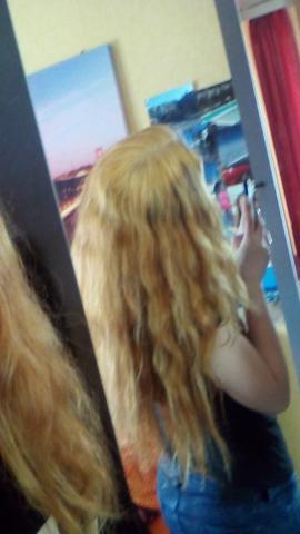 sohah - (Haare, blond)