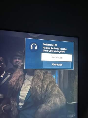 Hilfe Samsung Fernseher?