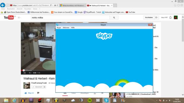 skype error - (Fehler, Skype, Windows 8)
