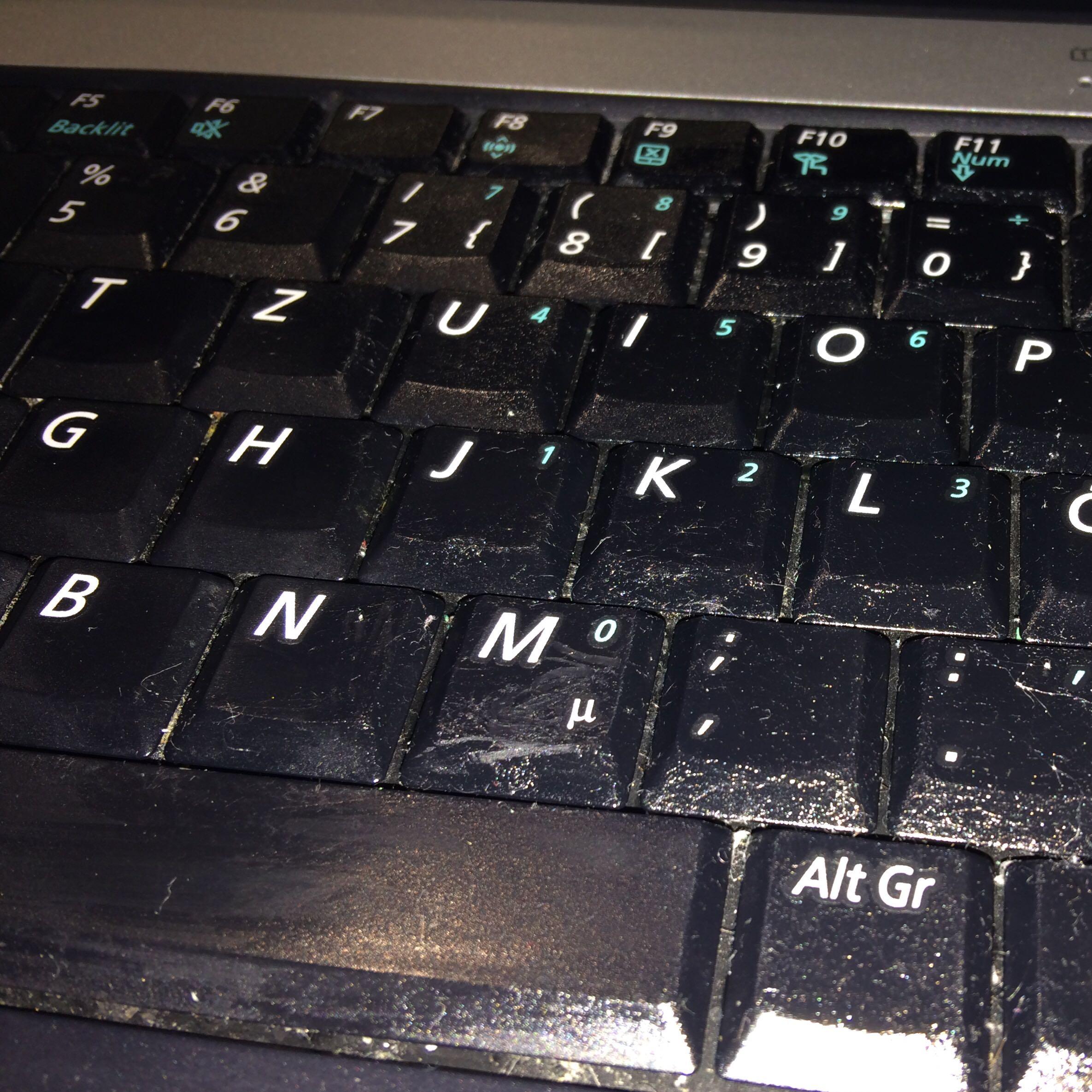Hilfe Tastatur Retten Computer Nagellackentferner