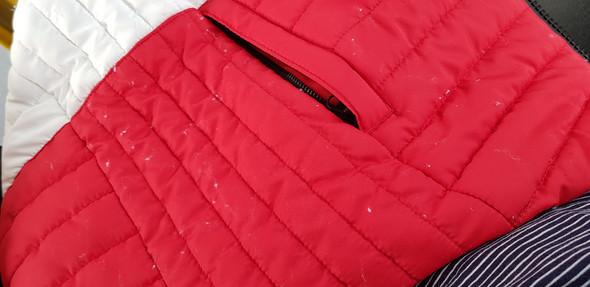 Hilfe! Warum fusselt meine Jacke so stark und was kann dagegen tun?
