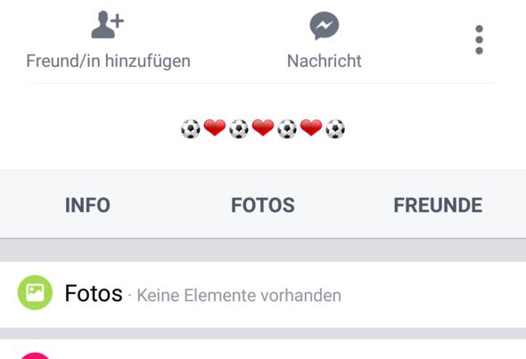 Facebook - (Facebook, Symbole und Zeichen)