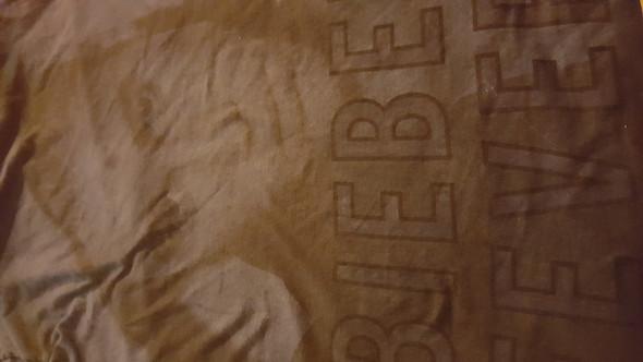 - (T-Shirt, Weg, Justin Bieber)