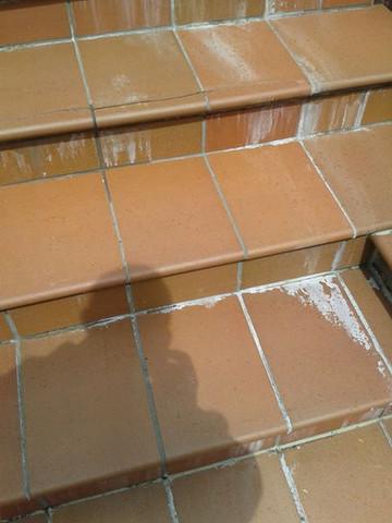 so sieht die treppe aus - (Haus, Wohnung, Treppe)