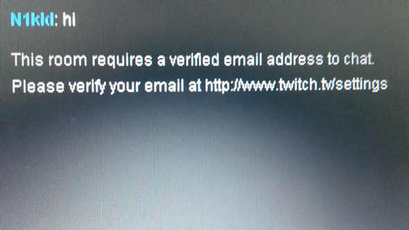 Twitch Account Verifizieren