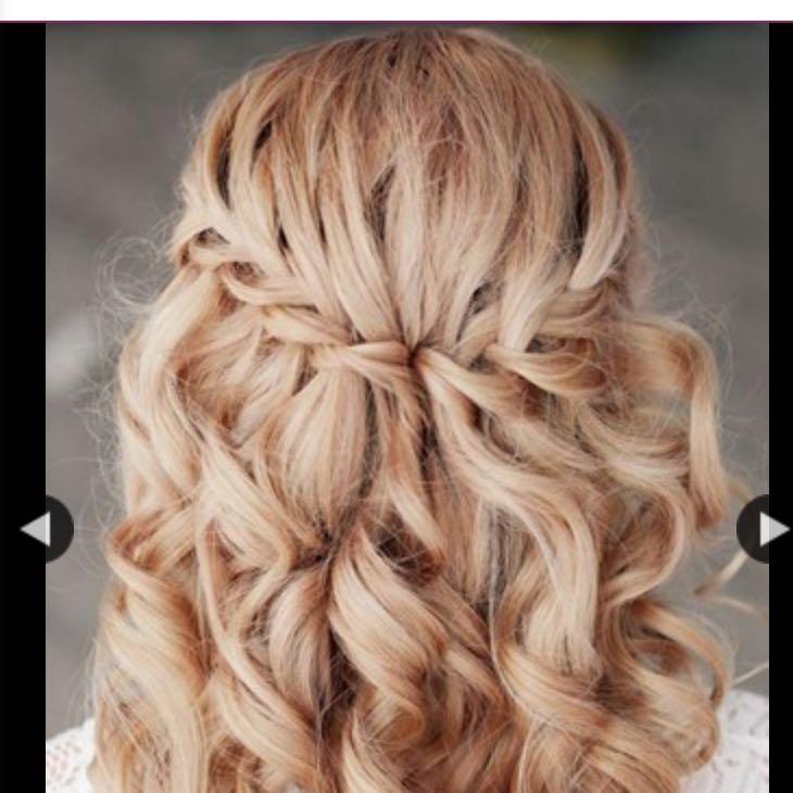 Abschlussball frisuren lange haare anleitung