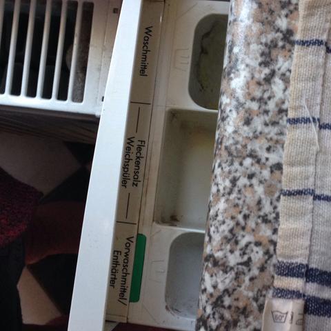 Kammer  - (Haushalt, Waschmaschine, Rat)