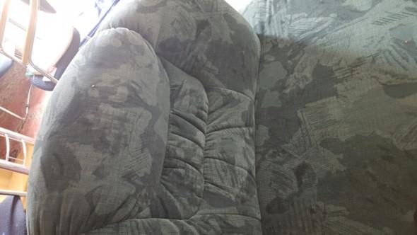 Sofa - (Wohnzimmer, neu gestalten)