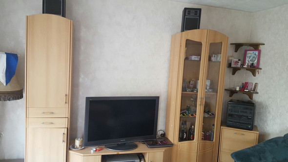 Fernsehwand  - (Wohnzimmer, neu gestalten)