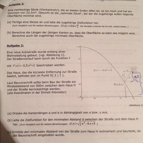 Aufgaben  - (Schule, Mathe, Mathematik)