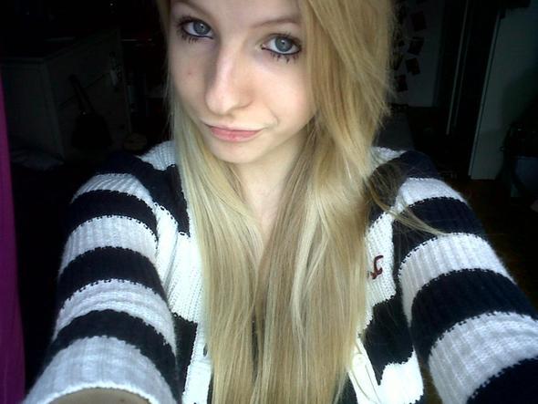 Meine Haare jetzt (: - (Haare, Veränderung)