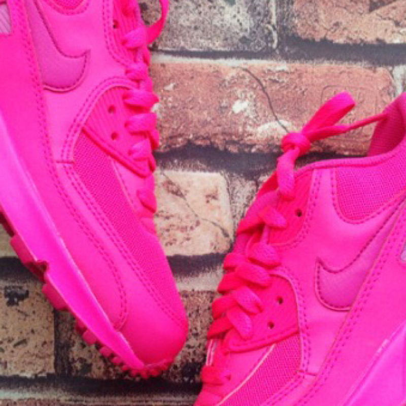 finest selection dca38 da2e6 ... nike air max 90 hyperfuse neon pink kaufen ...