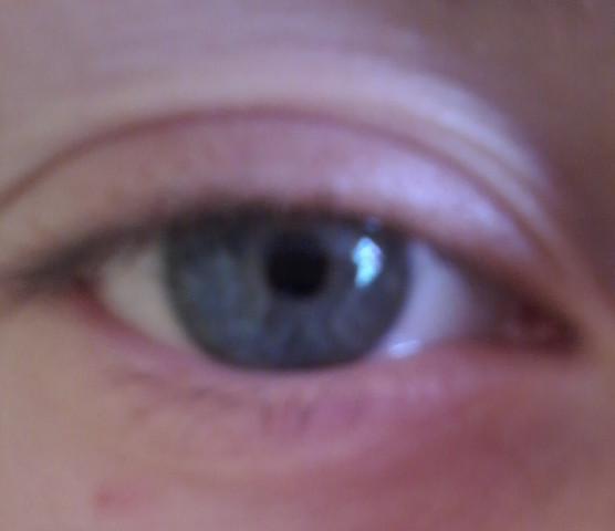 Hilfe Welche Augenfarbe Habe Ich Augen Schwarz Blau