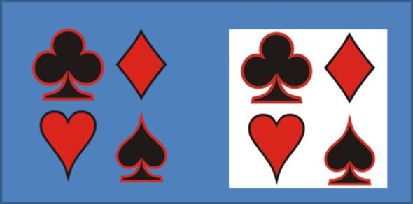 Spielkarten - (Programm, Software, Bilder)