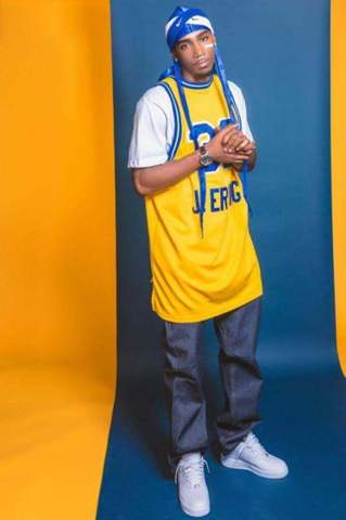 Hip-Hop der 2000er Kleidung?