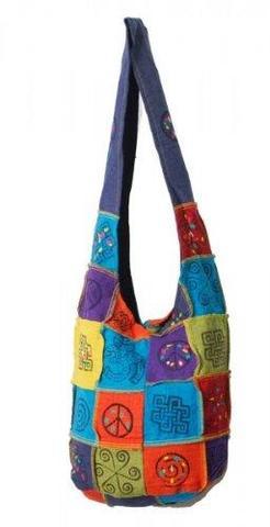 Hippie Tasche - (shoppen, Tasche)