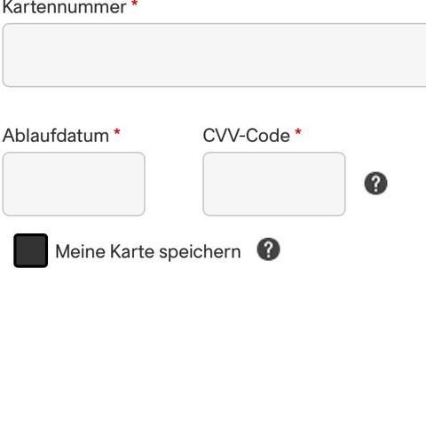 Cvv Ec Karte Sparkasse.H M Online Bestellen Mit Normaler Sparkassen Karte Hm