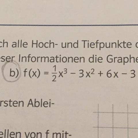 Aufgabe b  - (Schule, Mathe, Mathematik)