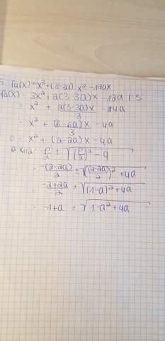 Hochpunkt berechnen: Was mache ich falsch?