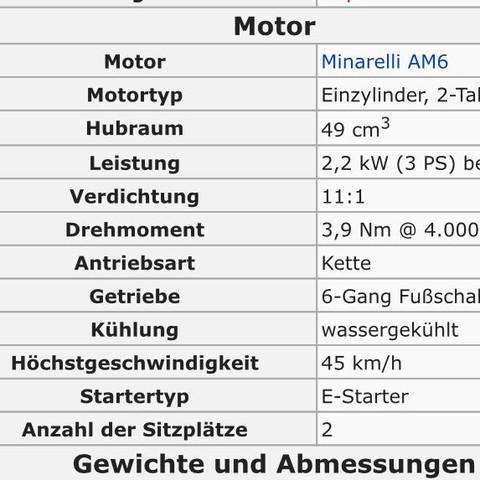 Geschwindigkeit 45 km/h (www.50er-forum.de) - (Motorrad, Schweiz, Enduro)