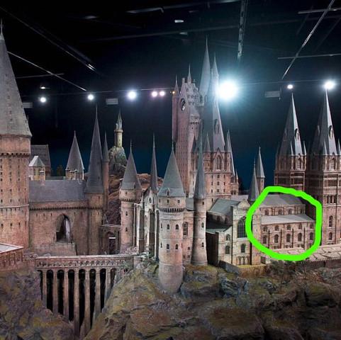 Hogwarts  - (Geografie, Schloss, Hogwarts)