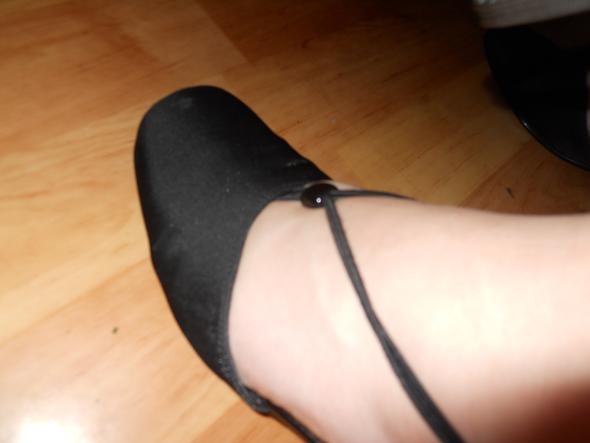 Perle unten - (Schuhe, Ball)