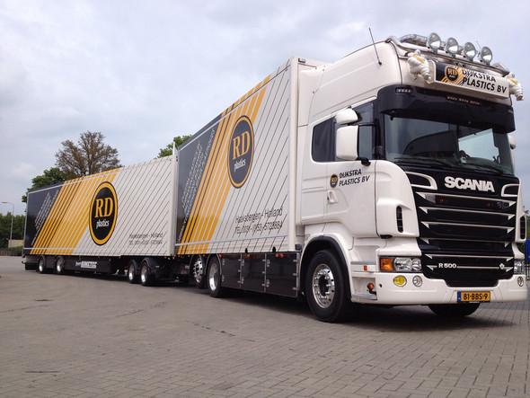 Dijkstra Plastics BV - (Gesetz, Verkehr, Holland)