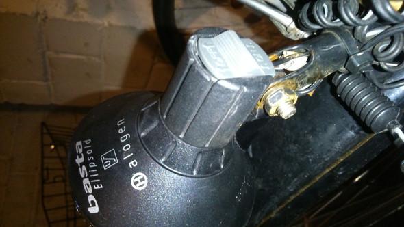 Das ist das kappute ding - (Fahrrad, reparieren)