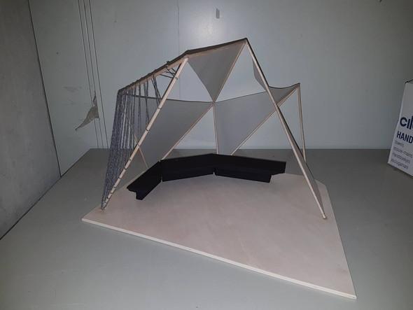 Holz (Pavillon) Statik?