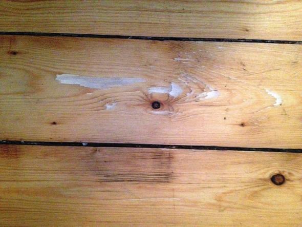 Holzboden  - (Handwerk, Holz, Handwerker)