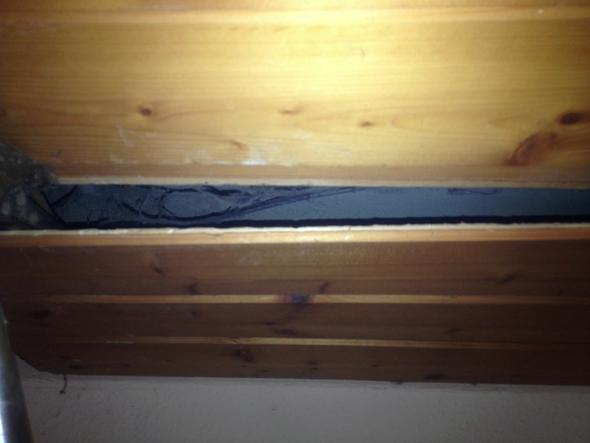 holzdecke entfernen was drauf und wie d mmung machen haus zimmer wand. Black Bedroom Furniture Sets. Home Design Ideas