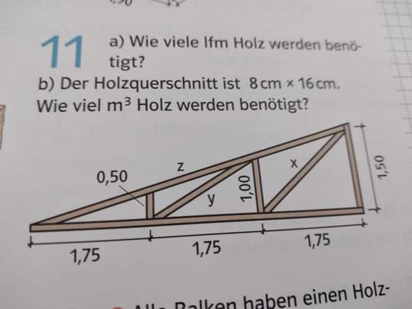 Holzlisten mit Formeln umgehen?