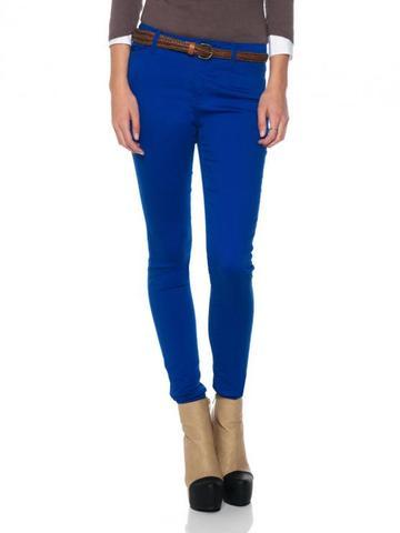 Blaue Hose - (Größe, Hose)