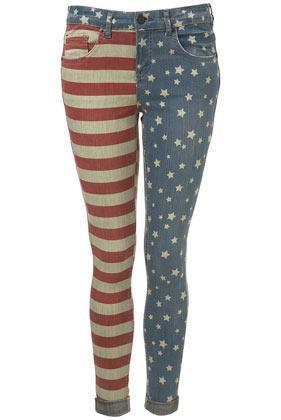 Usa Hose  - (Reise, USA Style, USA Hose)