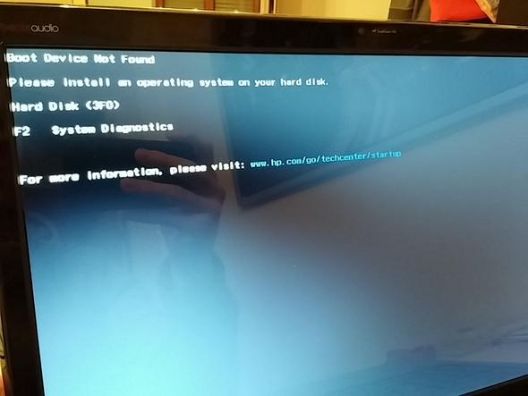 die fehlermeldung.. - (Computer, PC, Technik)