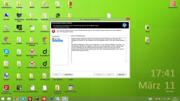 Bild 2 - (Windows, Drucker, Windows 8)