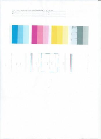 Atemberaubend Hp Drucker Testseite Farbe Ideen - Beispiel ...