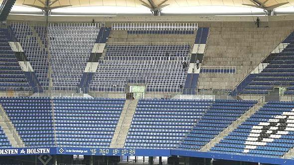 Hier ein Bild vom Block ! - (Fußball, Ticket, Hamburg)